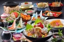 『海鮮酒菜』プラン料理写真(平成27年)