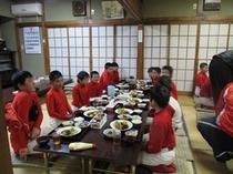 スポーツ団体小学生