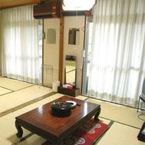 新館和室12畳