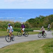 *マウンテンバイク/海を眺めながらのサイクリングも!