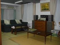 ソファーの部屋