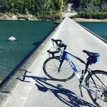沈下橋までサイクリング