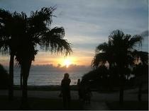 大浜 サンセットビーチ