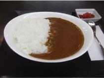 【カレーライス】朝食にオススメです!