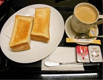 【トースト】朝食にオススメです!