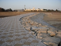 宿前の海浜公園