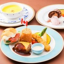 お子様料理:洋食イメージ
