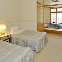 【和洋室一例】お部屋は人気の和洋室タイプをご用意致します。