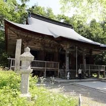 天童市の鈴立山若松寺(若松観音)