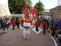 ひこねの城まつりパレード 2016年11月3日(木)13:00~15:00