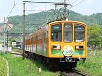 近江鉄道 通称:ガチャコン