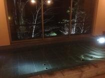 1階 半露天風呂1