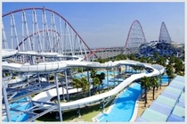 長島リゾート ジャンボ海水プール