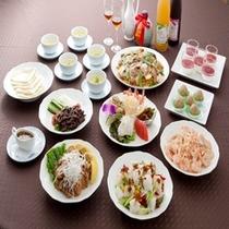 中国料理『上海菜館』 コース料理 ※イメージ