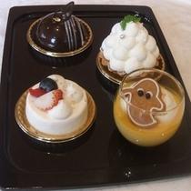 ラウンジケーキイメージ