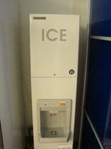 製氷機:1階アイスペールをフロントにてお貸し出ししています(数に限り有り)