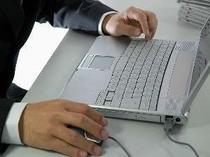 ビジネス全室LANインターネット対応【PCはお持込ください】