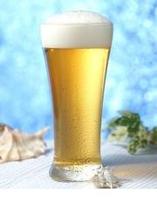 仕事の後のビールは格別♪