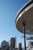 駅南口より(イメージ)
