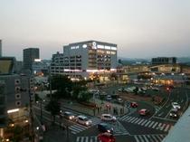 藤枝駅周辺