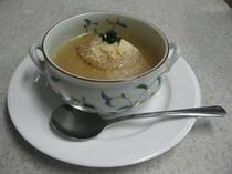 新玉葱のスープ