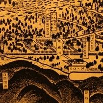 創業当時、当館近くを走っていた鉄道の記録