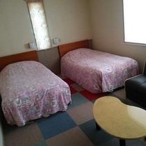【部屋】ツイン207号室