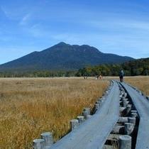 【秋*風景】草紅葉の尾瀬ヶ原と燧ヶ岳