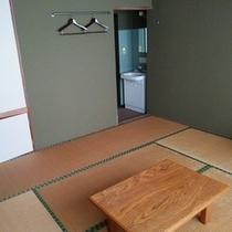 【部屋】和室201号室