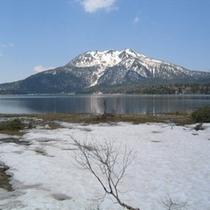 【冬*風景】尾瀬沼と燧ヶ岳