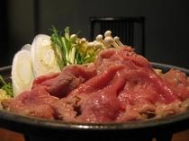 牛すき焼き鍋