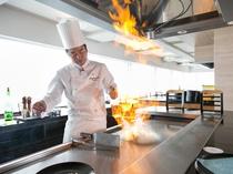 18階鉄板焼レストラン 「八景」
