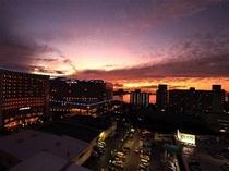 南西側夜景