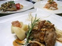 コース料理一例 2