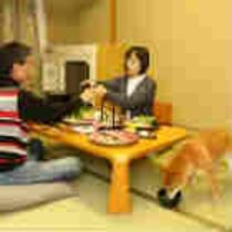 ペット部屋食