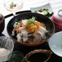 焼霜海鮮丼■小豆島B級グルメ☆醤(ひしお)丼 オリビアンオリジナル焼霜海鮮丼