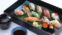 松 握り寿司(魚三昧)