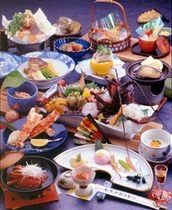 スペシャル懐石料理(一例)