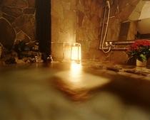 本館岩風呂