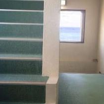 階段からの眺め