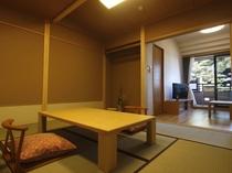 【新館】露天風呂付和洋室2