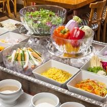 ビッグジョッキの和洋朝食バイキングイメージ(※こちらの会場は不定期開催です)
