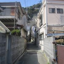とある風景。「古き良き日本を思い出す」と言っていただけます♪