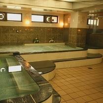 大浴場の一部