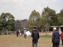 【江汐公園】グリーン広場