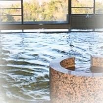 【ひさご湯】放流かけ流し天然温泉