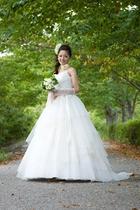 ウエディングドレスを着て写真に残したい!! ガーデン春夏3