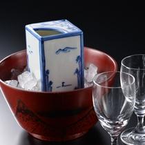 個々の品々に合うお酒は、ご希望に合わせご案内させていただきます。