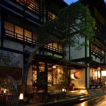 遥か奈良朝時代より名湯として都にもその名が届いていた束間の湯。美ヶ原温泉。