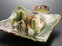 【季節の旬野菜天麩羅】